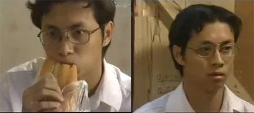 Nguyễn Thành Vinh trong phim Phía trước là bầu trời