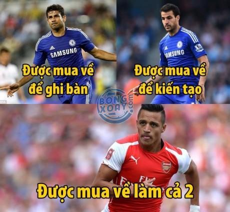 Sanchez toàn năng