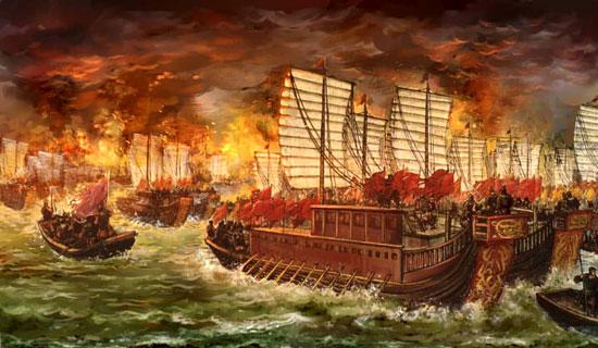Cuộc chiến tại Xích Bích vốn dĩ đã là cánh cửa để Tào Tháo hoàn thành đại nghiệp nhất thống Trung Nguyên.