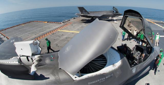 Chuyên gia quân sự Trung Quốc Trần Hổ cho rằng, sự hiện diện của F-35B trên tàu Izumo vẫn là một giấc mơ của Nhật Bản.