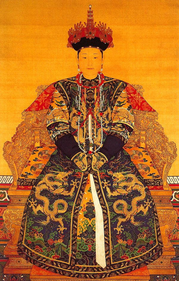 Hiếu Trang Văn Hoàng hậu là một trong những nữ nhân kiệt xuất nhất triều Thanh.