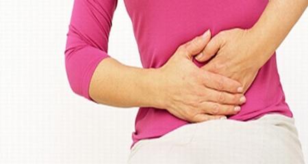 Khi ung thư dạ dày tiến triển, có thể bạn sẽ cảm thấy chướng bụng (Ảnh minh họa)