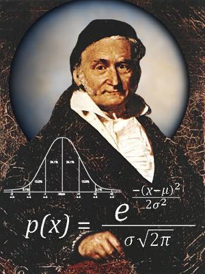 Carl Friedrich Gauss (1777 – 1855) là một nhà toán học và nhà khoa học người Đức tài năng, người đã có nhiều đóng góp lớn cho các lĩnh vực khoa học, như lý thuyết số, giải tích, hình học vi phân, khoa trắc địa, từ học, thiên văn học và quang học.