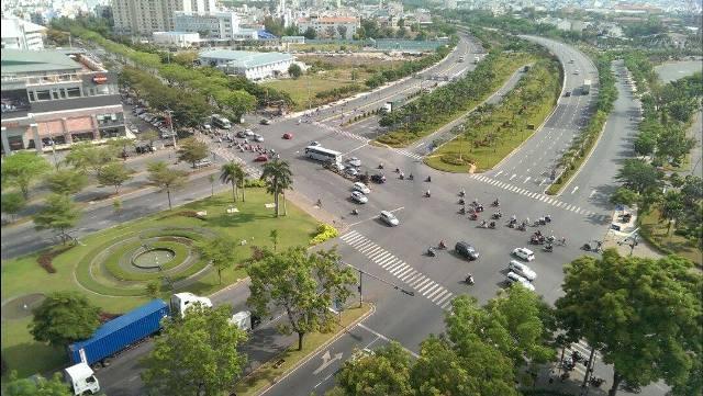Nếu khu vực Hiệp Phước được xây dựng thành công sẽ kết nối với hệ thống giao thông của Phú Mỹ Hưng, Quận 7 hiện hữu