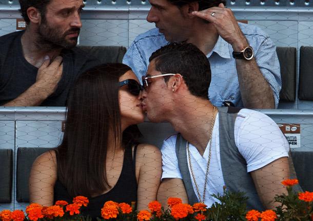 Chuyện tình đẹp của Irina và Ronaldo chỉ còn là quá khứ