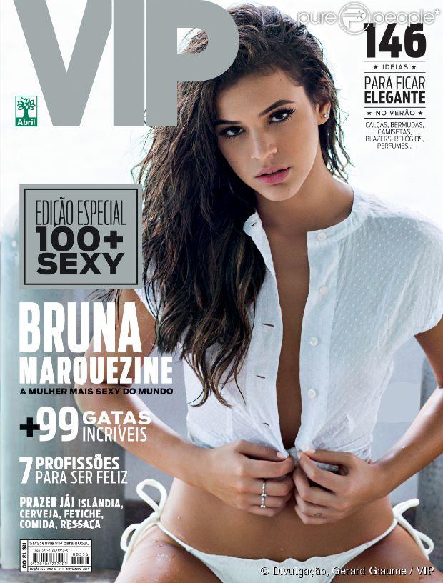 Bruna đang là nữ diễn viên được yêu thích tại Brazil