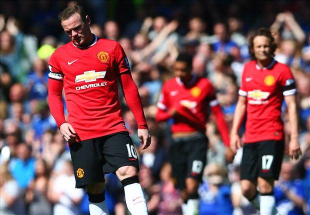 Rooney đã có một trận đấu buồn và còn bị chấn thương