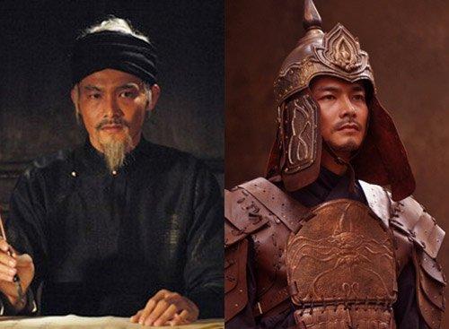 Tạo hình của Quách Ngọc Ngoan trong 2 phim cổ trang