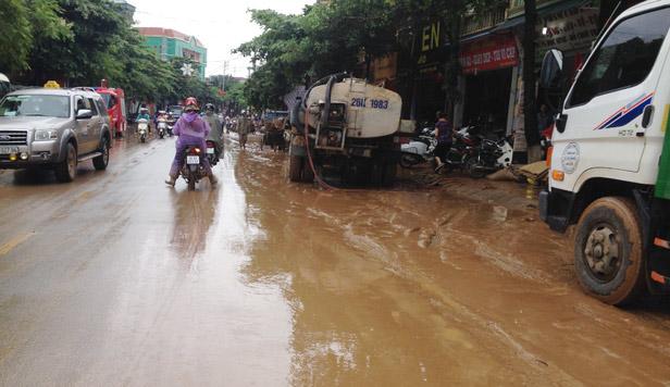 Sơn La, ngập lụt, bão, mưa lũ...