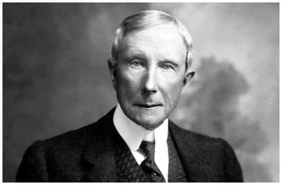 John D. Rockefeller là người giàu nhất trong lịch sử nước Mỹ