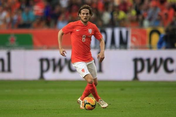 Ít ai ngờ chính những bài học từ cách thi đấu của Daley Blind lại giúp tuyển Đức lên ngôi tại World Cup 2014.