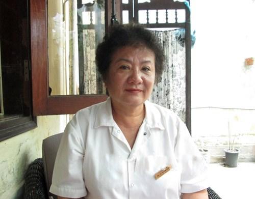 Bác sĩ Lê Thị Kim Dung vẫn thấy rùng mình khi nghĩ về những bệnh nhân bị sùi mào gà