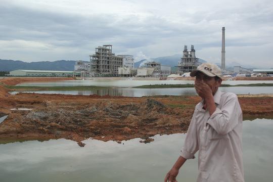 Nguyên nhân cá chết là do nhà máy sô đa gây ô nhiễm