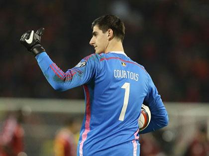 Thibaut Courtois đang là số 1 đích thực của Chelsea.