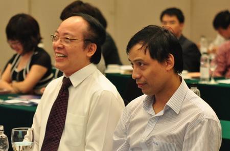 Ông Đỗ Minh Phú và em trai Đỗ Anh Tú.