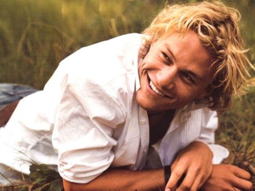 Nam diễn viên Heath Ledger, người thủ vai Joker
