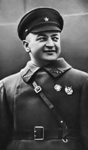 Nhà chỉ huy và lý luận quân sự hàng đầu thế giới Mikhail Tukhachevsky. Ảnh: istorya.ru.