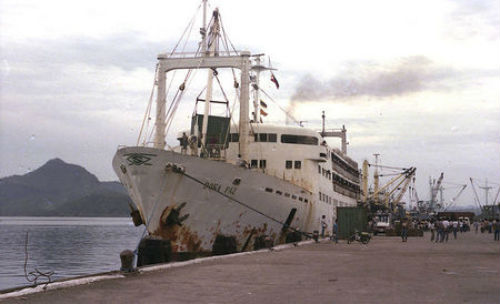 Vụ chìm phà Doña Paz có thiệt hại phi quân sự lớn nhất thế giới