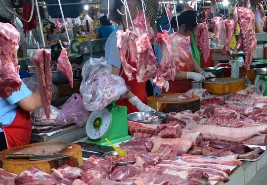 23,6% mẫu thịt chứa chất cấm, dư lượng, kháng sinh vượt ngưỡng