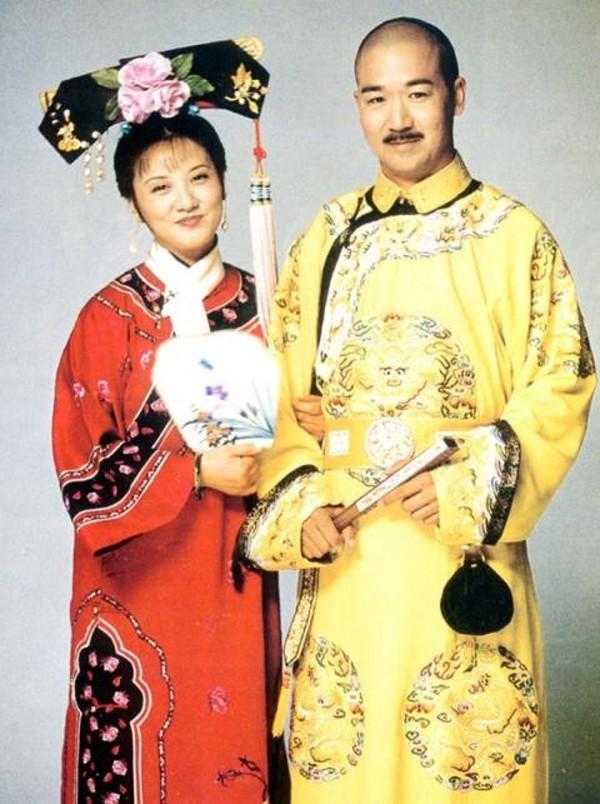 Đặng Tiệp và Trương Quốc Lập là một trong những cặp đôi vàng của làng giải trí Trung Quốc.