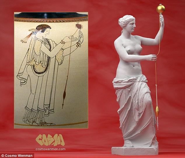 Phát hiện kinh hoàng về số phận của thần tình yêu và sắc đẹp Aphrodite ẩn sau bức tượng nữ thần Venus