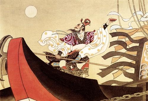 Tào Tháo khẳng định ông tự đốt thuyền và lui binh chứ không có chuyện bị Chu Du tiêu diệt toàn quân.