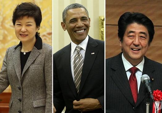 Cùng là đồng minh của Mỹ, nhưng mối quan hệ Nhật-Hàn khá nhạy cảm, đặc biệt trong lập trường của Seoul và Tokyo đối với Trung Quốc.