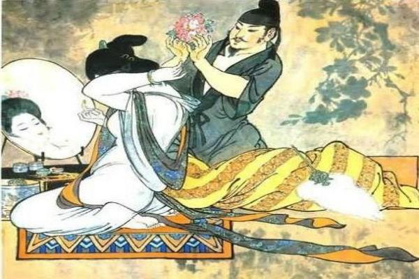Với Võ Tắc Thiên, Thẩm Nam Mưu cung cúc phục vụ tận tình.