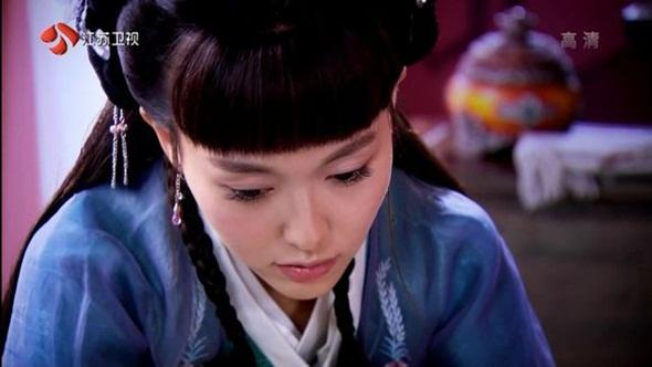 Nàng Ngọc Kỳ Lân (Đường Yên) nhí nhảnh trong Kim ngọc lương duyên.