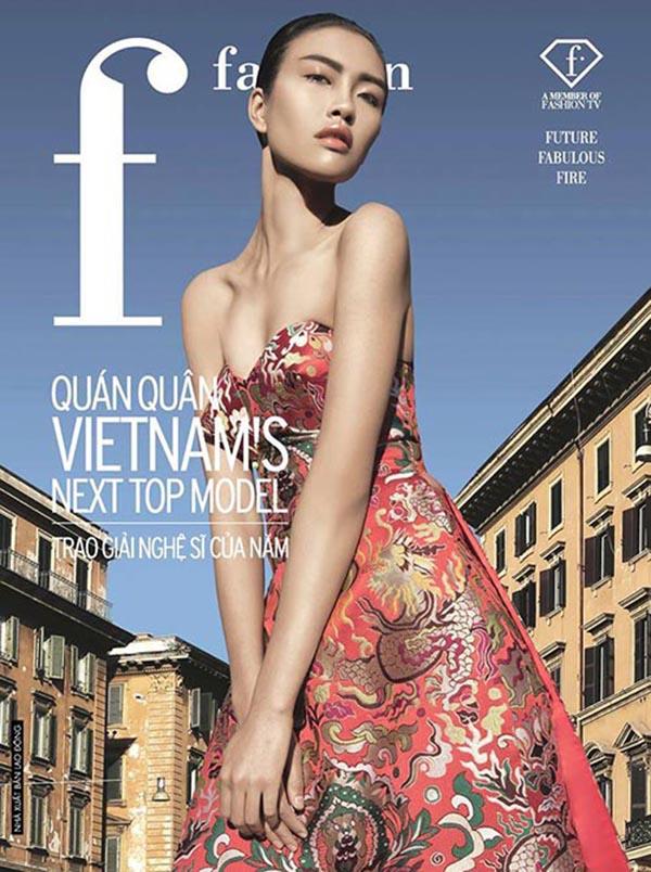 Theo đánh giá của giới chuyên môn, Nguyễn Oanh sẽ là nhân bố đầy triển vọng của làng người mẫu trong thời gian tới đây.