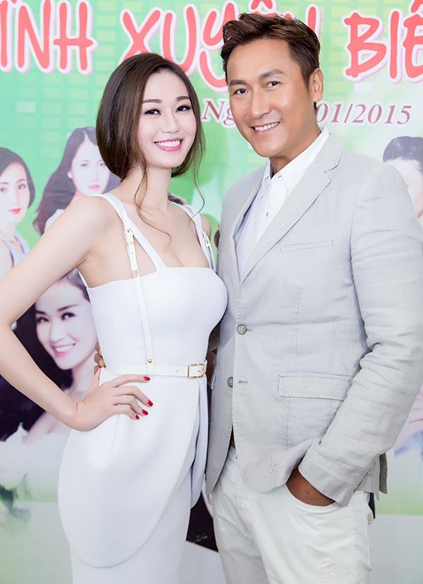 Sắp tới, nam tài tử này sẽ tham gia diễn xuất cùng với hàng loạt nghệ sĩ Việt Nam như: Thanh Bạch, Cát Phượng, Khánh My, HKT...