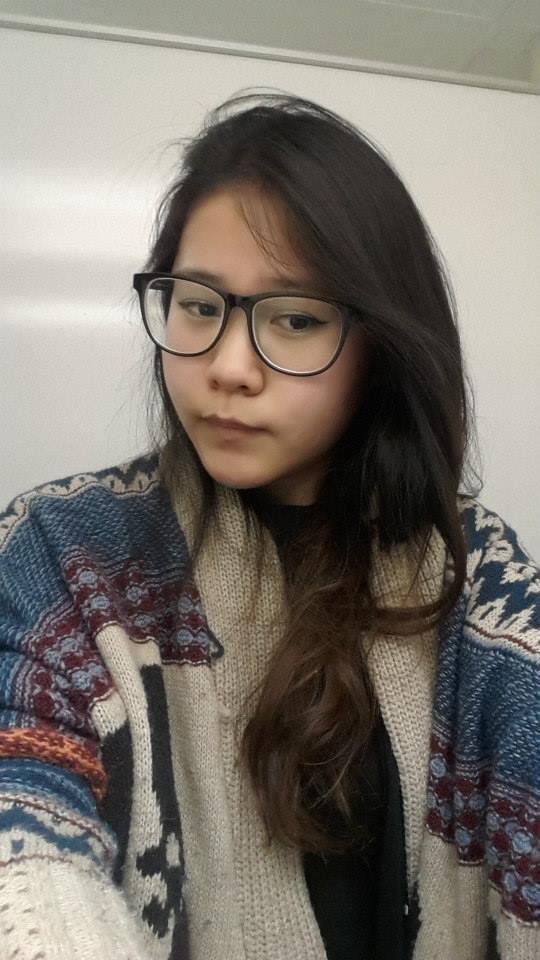 Olia Hoàng có tên tiếng Việt là Quỳnh Hương.