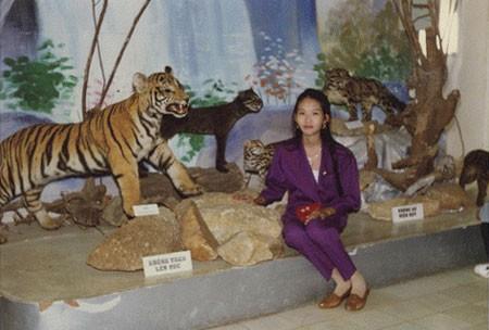 Phi Thanh Vân lớn lên tại Sài Gòn