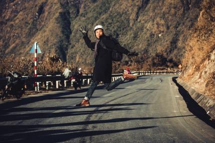 Chàng trai Lê Quang Huy