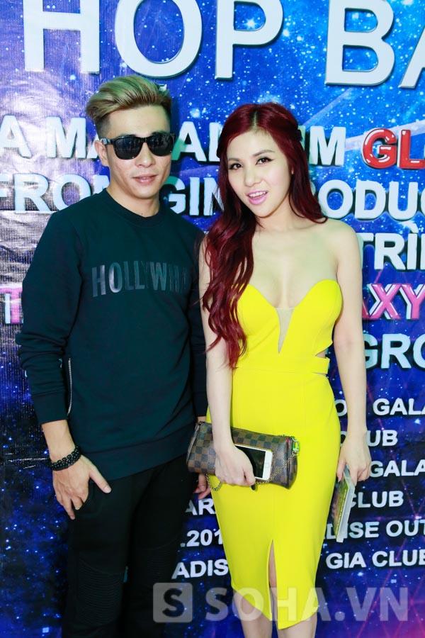 Khách mời đặc biệt trong sự kiện của DJ Gin là ca sĩ, DJ Thúy Khanh. Sau thời gian bận rộn đi diễn nước ngoài, Thúy Khanh đã trở về nước để hội ngộ và chúc mừng người bạn thân thiết.