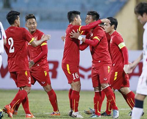 U23 Việt Nam hòa trên thế... thua.
