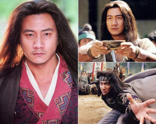 Hình tượng Kiều Phong trên phim ảnh.
