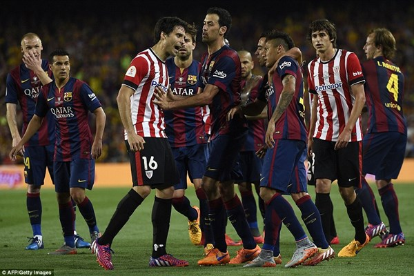 HLV Barca đồng cảm với các cầu thủ Bilbao