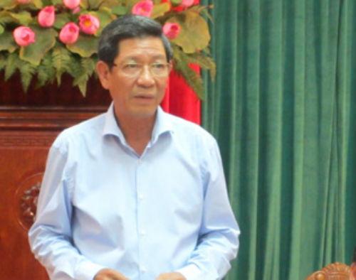 Ông Nguyễn Xuân Tân - Phó GĐ Sở GTVT Hà Nội.
