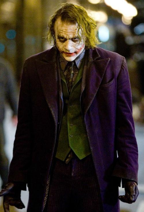 Joker được đánh giá là nhân vật phản diện mê hoặc và gây ám ảnh nhất mọi thời đại. Ảnh minh họa