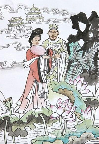  Nàng Tiết Linh Vân được xưng tụng là Trâm thần bên cạnh Tào Phi Văn đế