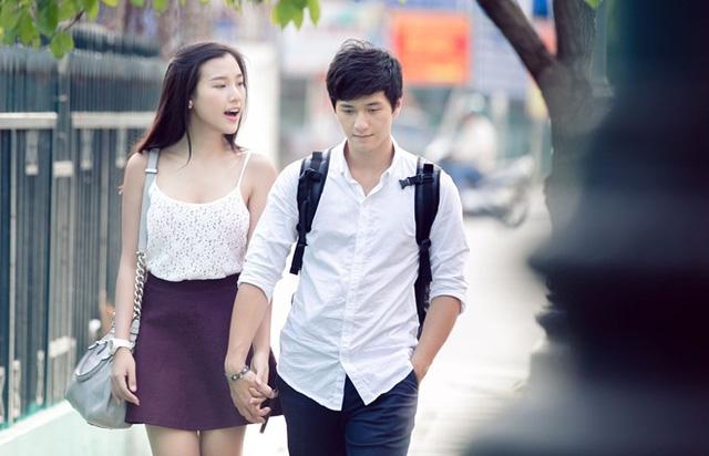Hoàng Oanh và Huỳnh Anh là cặp đôi đẹp của làng giải trí
