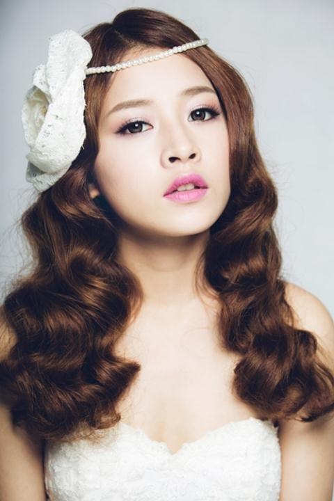 Chipu cũng dễ thương, xinh đẹp không kém.