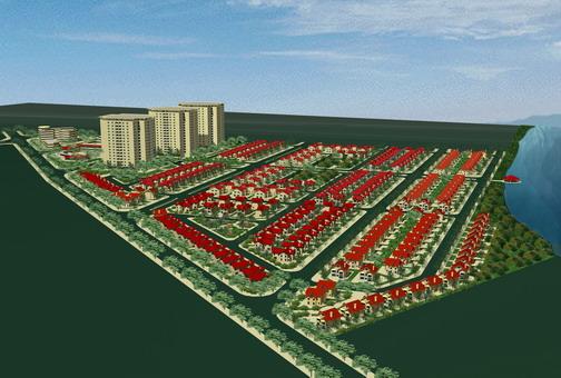 Dự án khu nhà ở để bán Quang Minh theo quy hoạch