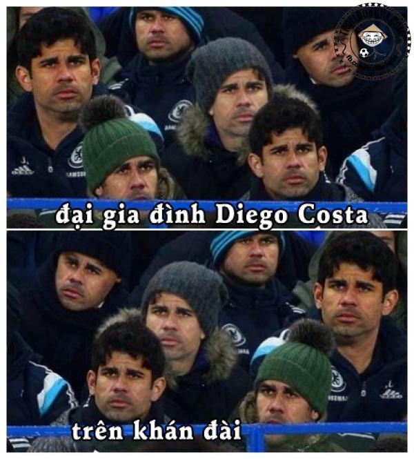 Costa, Costa ở khắp nơi