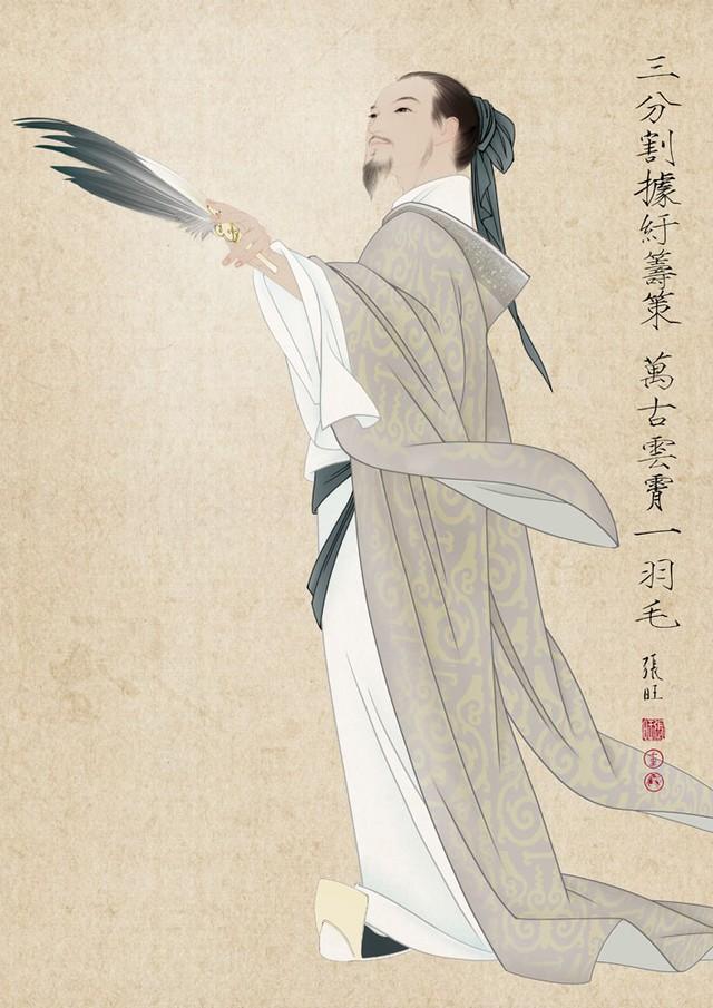 Khổng Minh du thuyết là câu chuyện nổi tiếng trong Tam Quốc Chí của La Quán Trung.
