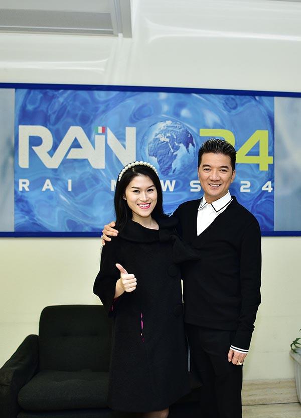 Rai TV là đài truyền hình lớn nhất châu Âu với hơn 60 kênh phát sóng trên toàn thế giới và đây cũng là một trong những đối tác quan trọng của Đài truyền hình Việt Nam.