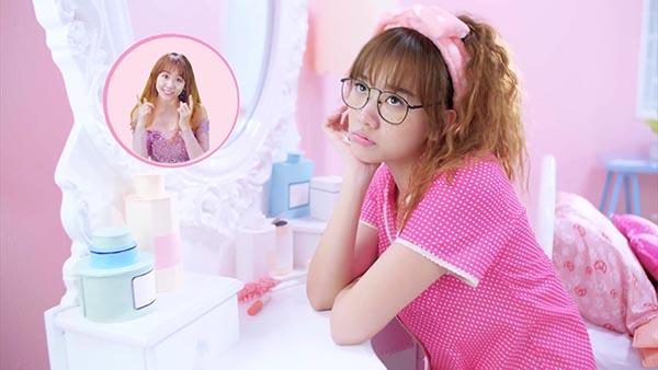 Nội dung MV nói về 1 cô gái luôn tự ti trước đám đông vì không biết làm đẹp cho bản thân.
