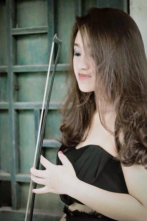 Hải bắt đầu học đàn violon từ khi lên 9 tuổi