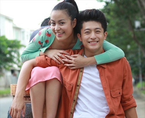 Hoàng Thùy Linh gây ấn tượng với bộ phim